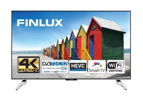 Televize ZLEVNĚNO Finlux 43FUB8060 POUŽITÉ, NEOPOTŘEBENÉ ZBOŽÍ