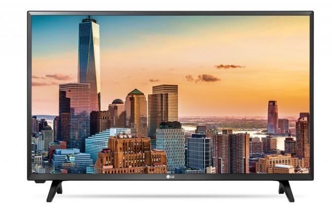 Televize ZLEVNĚNO LG 32LJ500U OBAL POŠKOZEN