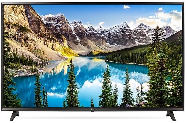 Televize ZLEVNĚNO LG 49UJ6307 OBAL POŠKOZEN