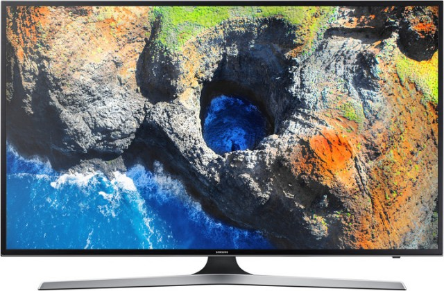 Televize ZLEVNĚNO Samsung UE43MU6172 POUŽITÉ, NEOPOTŘEBENÉ ZBOŽÍ