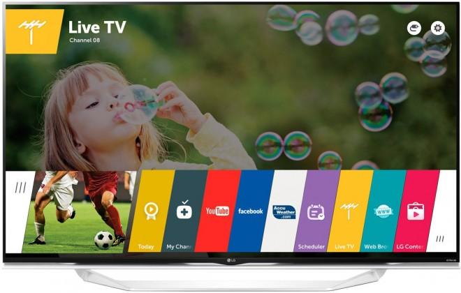 Televizor pro náročné LG 65UF857V
