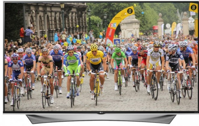 Televizor pro náročné LG 65UF950V