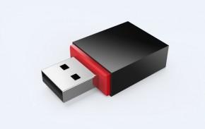 Tenda U3 - Wireless-N USB Adapter, 802.11b/g/n, 300Mbps POUŽITÉ,