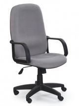 Teo - Kancelářská židle, mechanismus tilt, područky (světlá šedá)