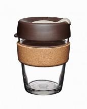 Termohrnek KeepCup Brew Cork Almond M, 340ml