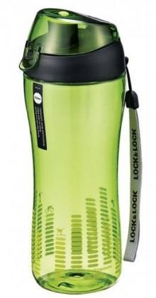 Termosky a termohrnky Sportovní láhev na pití Lock@Lock ABF638G, 550ml, zelená