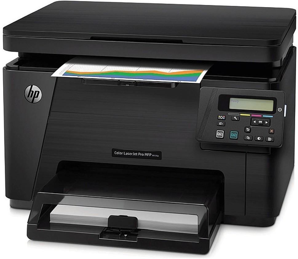 Termosublimační tiskárny HP LaserJet Pro MFP M176n CF547A