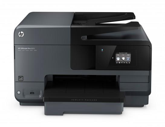 Termosublimační tiskárny HP Officejet Pro 8610 A7F64A