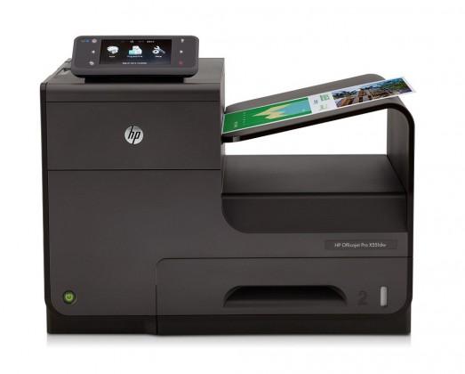 Termosublimační tiskárny HP Officejet Pro X551dw (CV037A)