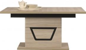 Tes - Jídelní stůl (jilm, korpus a fronty)