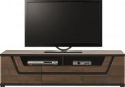 Tes - TV komoda TS 1 (ořech, korpus a fronty)