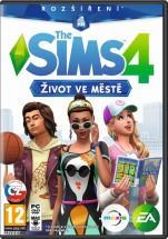 The Sims 4 - Život ve městě (5030940112858)