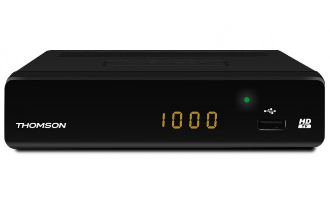 THOMSON DVB-T přijímač THT 504+