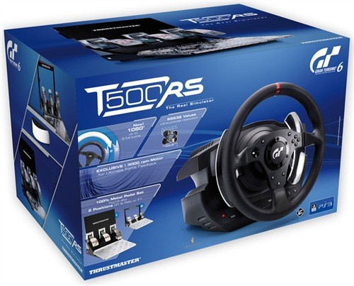 Thrustmaster T500 RS pro PS3 a PC 4160566