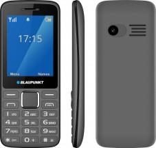 Tlačítkový telefon Blaupunkt FM 03, šedá