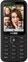 Tlačítkový telefon Maxcom Classic MK241, KaiOS, černá POUŽITÉ, NE