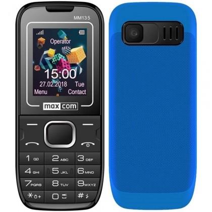 Tlačítkový telefon Maxcom Classic MM 135