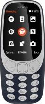 Tlačítkový telefon Nokia 3310 2017, modrá