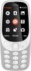 Tlačítkový telefon Nokia 3310 2017, šedá, ROZBALENO
