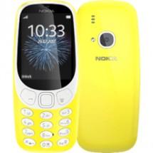 Tlačítkový telefon Nokia 3310 DS, žlutá