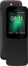 Tlačítkový telefon Nokia 8110, černá, ZÁNOVNÍ
