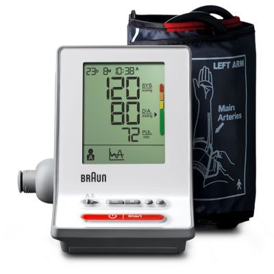Levně Tlakoměry tlakoměr braun bp 6000 exactfit 3, smart
