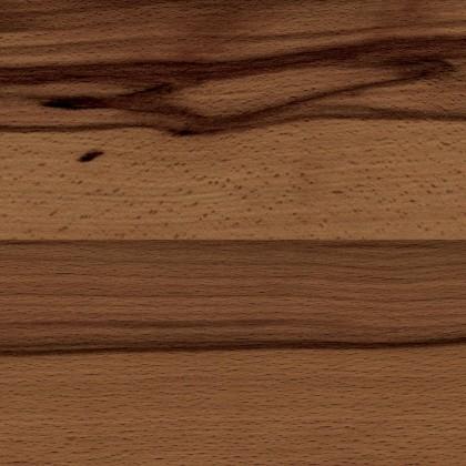 TNS 7 - Noční stolek (masiv buk, barva ořech)