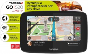 TOMTOM GO 520 World Lifetime 1PN5.002.01