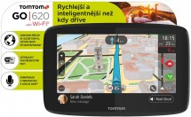 TOMTOM GO 620 World Lifetime 1PN6.002.01 ROZBALENO