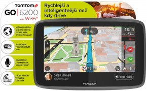 TOMTOM GO 6200 World Lifetime 1PL6.002.01