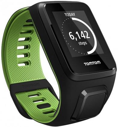 TOMTOM Runner 3 (L), černá/zelená 1RL0.001.00