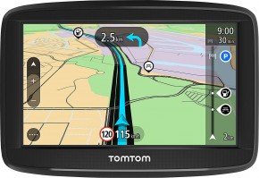 TOMTOM VIA 52 Europe (45 zemí) LIFETIME mapy 1AP5.002.00