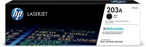 Toner HP CF540A, 203A, černá