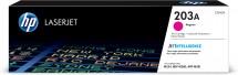 Toner HP CF543A, 203A, purpurová