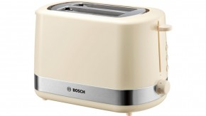 Topinkovač Bosch TAT7407,800W,krémová/nerez