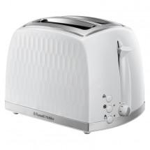Topinkovač Russell Hobbs Honeycomb 26060-56, 850W, bílý