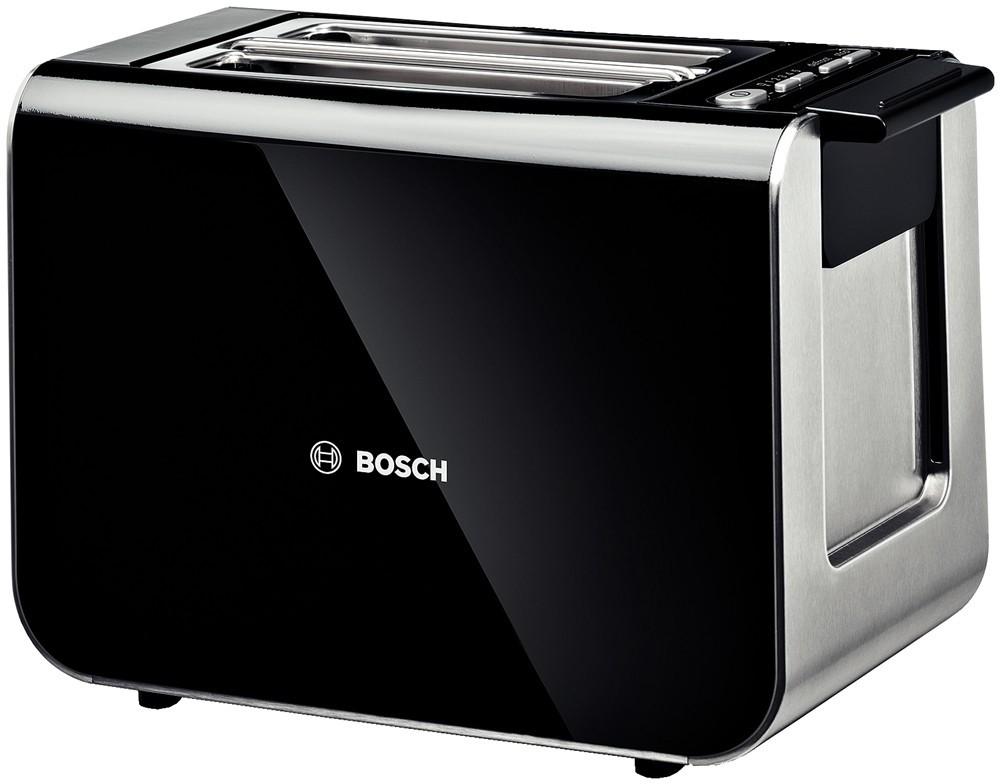 Topinkovač Topinkovač Bosch TAT 8613, 860W, černý