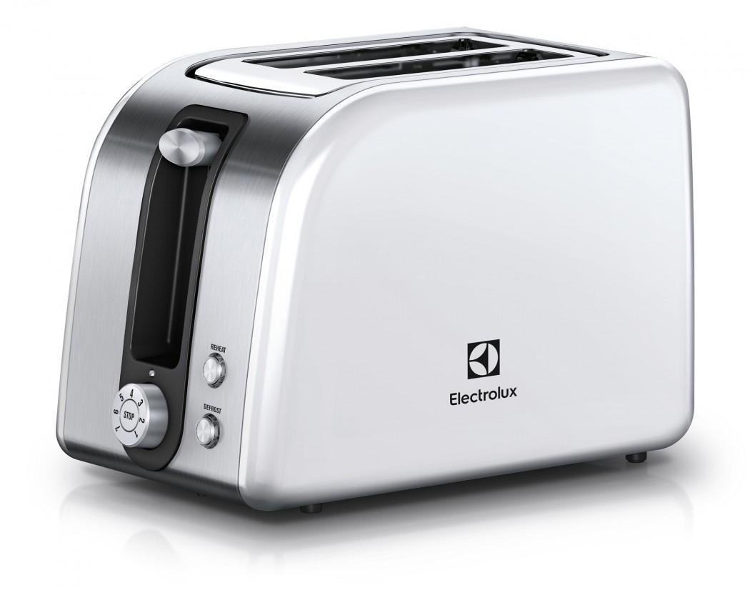 Topinkovač Topinkovač Electrolux EAT7700W, 850W, bílý
