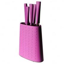 TORO blok na nože+5ks,fialová, 263340, EAN 8591177062202