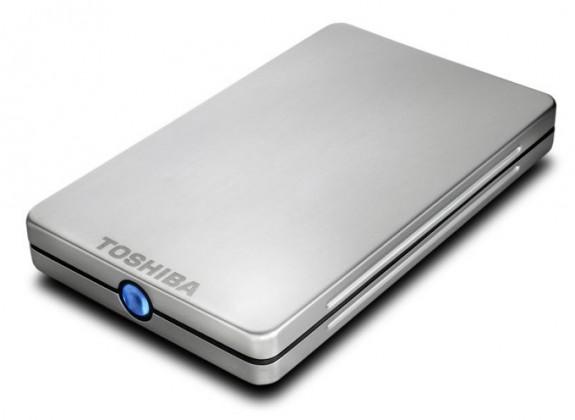 """Toshiba 2,5"""" 500GB Alu (PX1399E-2G20)"""
