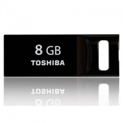 Toshiba mini 8GB černý