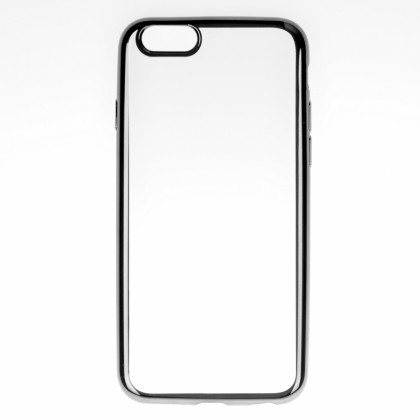 TPU laser iphone 6/light black