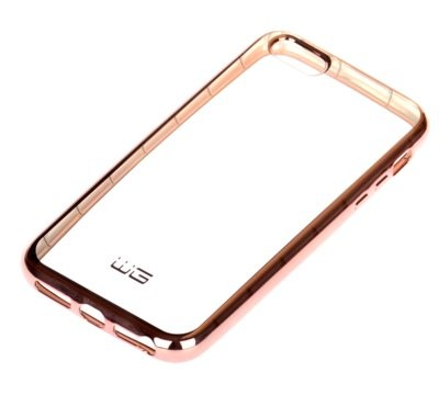 TPU laser iphone 6/light pink