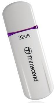 Transcend JetFlash 620 32GB bílý
