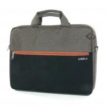 """Trendy taška na notebook,15,6"""",popruh na rameno,hnědá"""