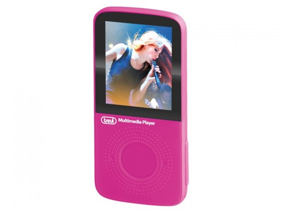 Trevi MPV 1745 8 GB, růžová