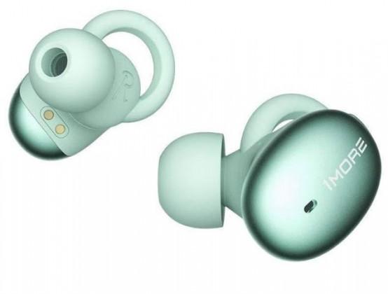 True Wireless sluchátka 1MORE Stylish Truly Wireless Headphones (TWS) Green