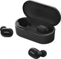 True Wireless sluchátka Canyon CND-TBTHS2B, černá