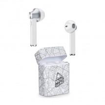 True Wireless sluchátka Cellularline MUSIC SOUND, design 1