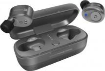True Wireless sluchátka Connect IT CEP-9100-SL, stříbrná
